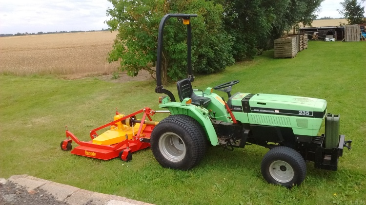 commercial and amenity grass care in south lincolnshire